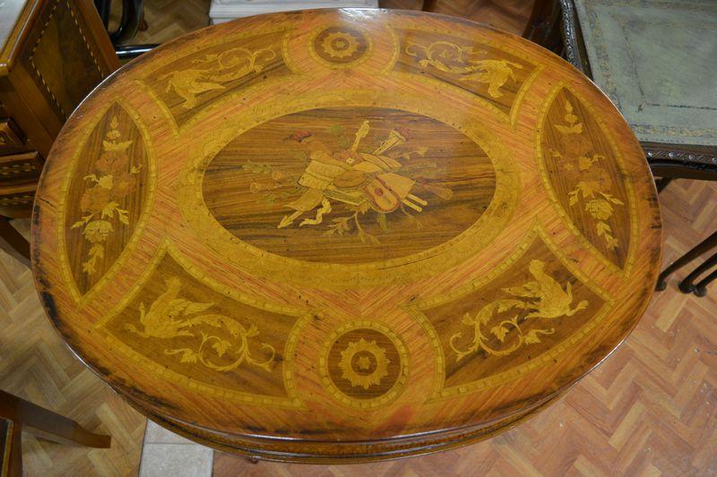 Tavolino lombardo maggiolino il tempo dei ricordi for Mobili 700 lombardo